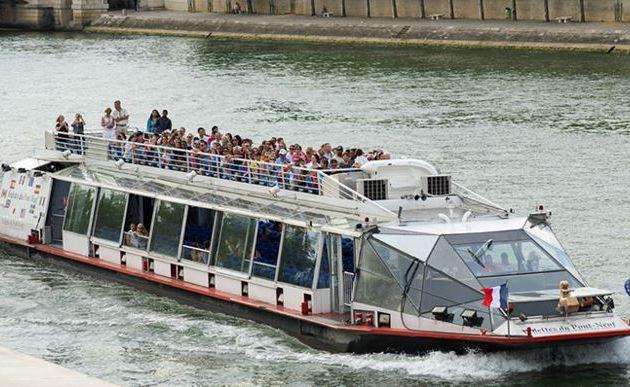 A Paris, un nouveau capitaine à la barre des Vedettes du Pont Neuf