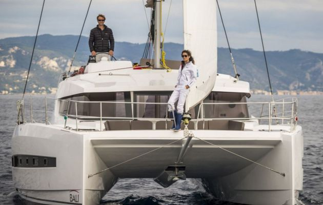 SCOOP - une nouvelle version inattendue du catamaran Bali 4.0