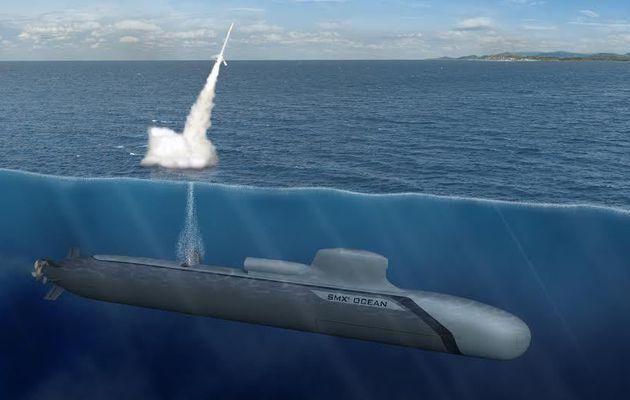 Sous marins australiens - DCNS remporte le contrat du siècle !