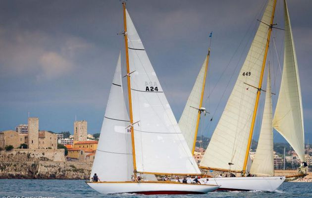 Moonbeam IV, Encounter, Chinook et Freya s'imposent aux Voiles d'Antibes 2016