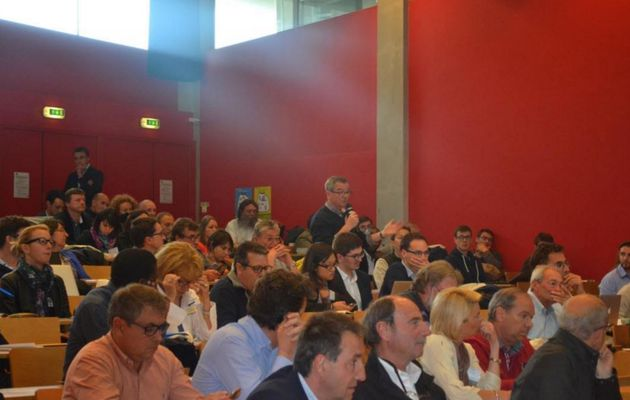 Près de 140 participants à Nantes au colloque sur la Plaisance Collaborative