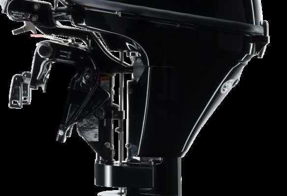 Les moteurs hors-bord 8.0 et 9.9 CV de Mercury Marine font peau neuve