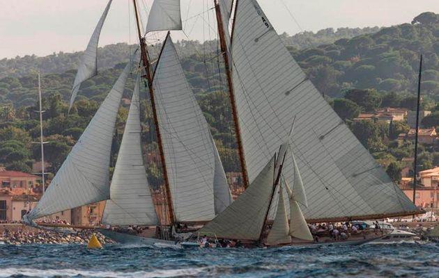 Voiles de Saint Tropez - 300 voiliers engagés dont 16 Wally et... une Fan Zone !