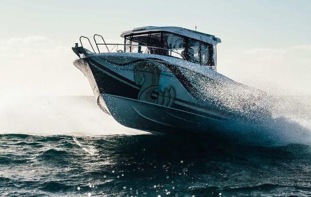 Bénéteau prestataire officiel du Vendée Globe, fournira 16 bateaux à moteur à l'organisation