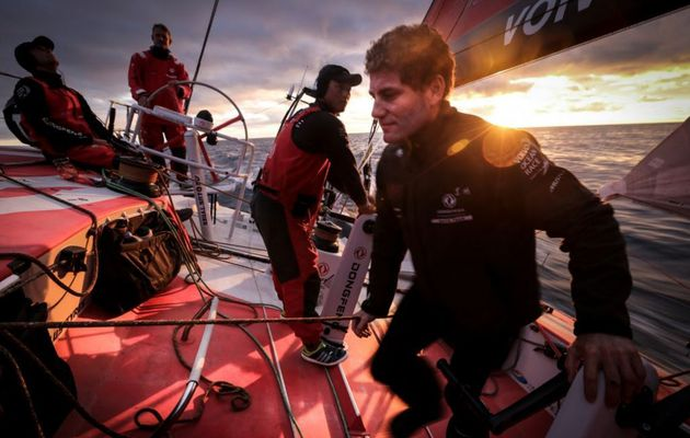 Dongfeng et Charles Caudrelier s'aligneront au départ de la Volvo Ocean Race 2017-2018