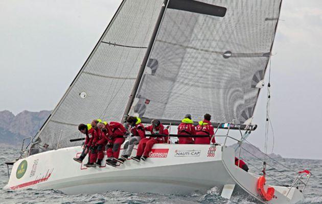 Le Jeanneau Sun Fast 3600 élu bateau IRC de l'année
