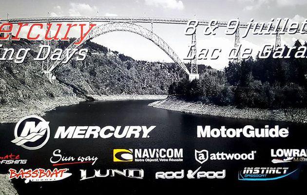 Présentation complète de l'édition 2017 des Mercury Fishing Days (MFD 2017)