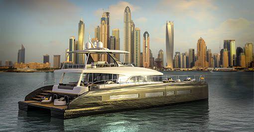 Lagoon innove avec son futur motoryacht, le très attendu Lagoon  Seventy 8!