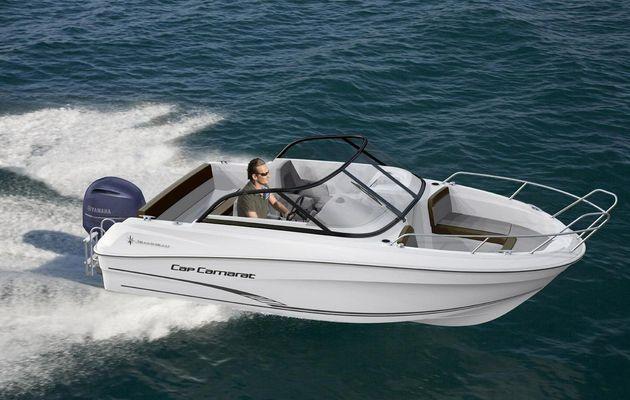 Nautisme - Avec le Cap Camarat BR 5.5, Jeanneau réinvente le concept du bow-rider !