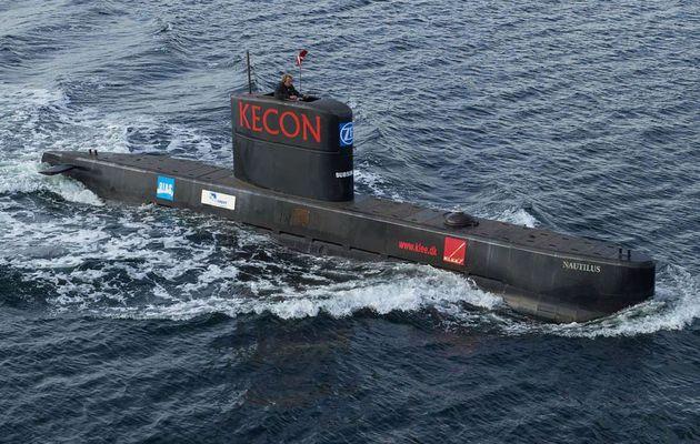 Danemark - il fait couler son sous-marin pour masquer la mort d'une journaliste suédoise