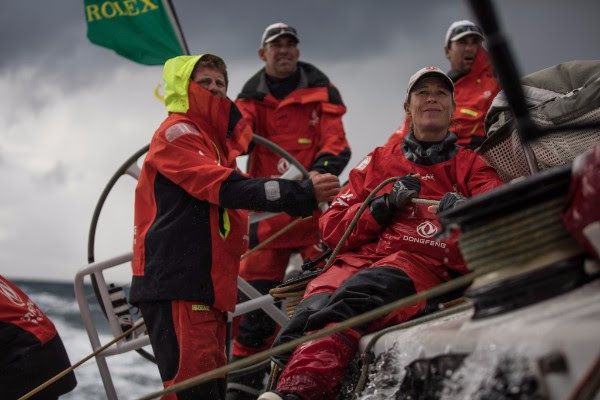 Volvo Ocean Race 2017-2018 - Dongfeng Race Team remporte la Fastnet Race de 56 secondes !
