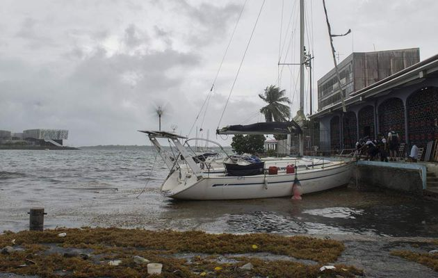 Ouragan Irma : l'industrie nautique solidaire