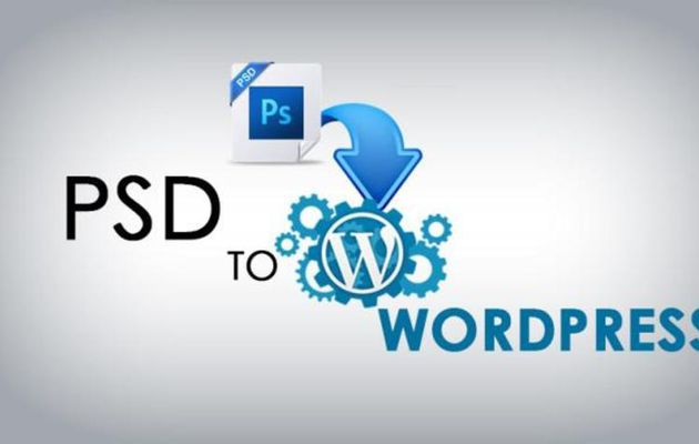 Use PSD to WordPress conversion to enhance your portal's outlook