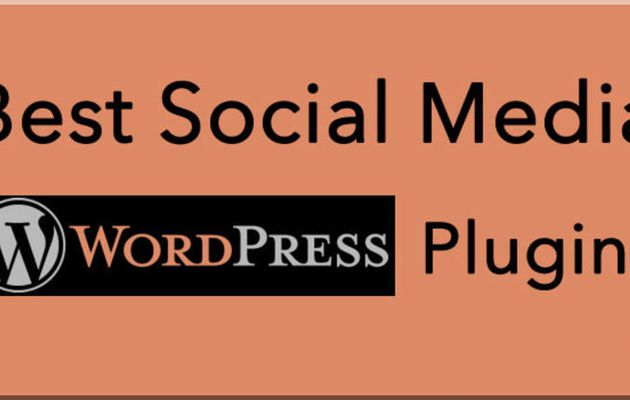 Top 5 reliable social media plugins for WP based site