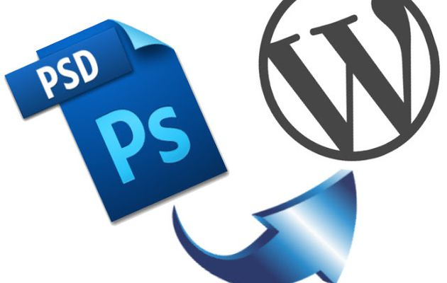 Few steps that make PSD to WP conversion successful