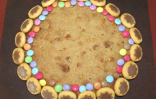 Cookie d'anniversaire