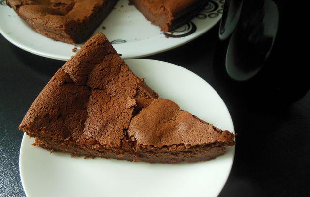 Gâteau hyper moelleux au chocolat ( sans œufs )