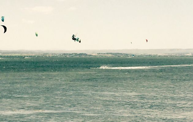 Video Championnat de France de Kitesurf Freestyle à Canet