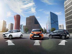 Nuova Toyota Aygo, l'evoluzione delle city car.