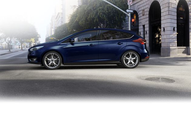 Nuova Ford Focus con Active Park Assist