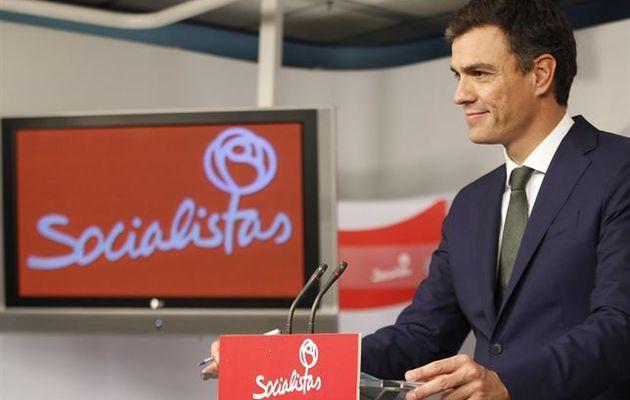 Pedro Sánchez expulsará del PSOE a los implicados en el fraude de tarjetas en Caja Madrid