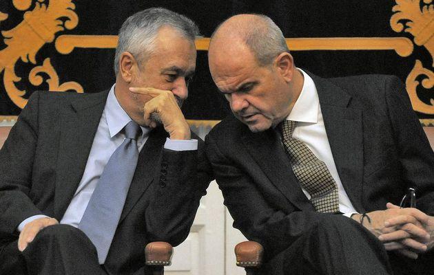 Chaves y Griñán serán investigados por el supremo pero no son ni imputados ni acusados de delito