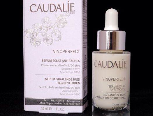 Caudalie sérum éclat et anti taches Vinoperfect