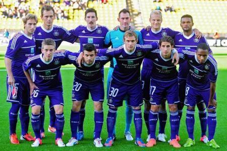 Voici les adversaires d'Anderlecht et du FC Bruges en Europa League