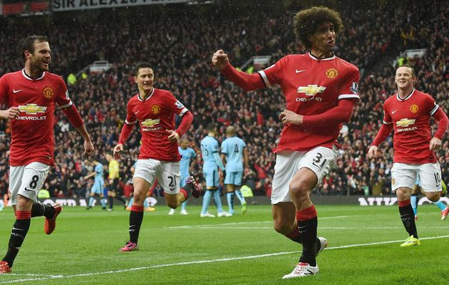 Manchester United - Manchester City (4-2)