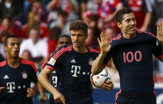 Le Bayern Munich a déroulé ce samedi après-midi à Mayence (0-3)