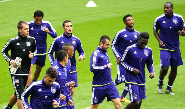 Anderlecht affrontera le club ukrainien du Shakhtar Donetsk