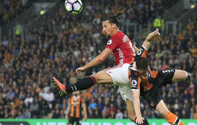 Manchester United l'emporte in extremis à Hull City (0-1)