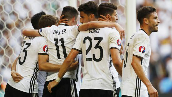 Allemagne -Slovaquie  3-0