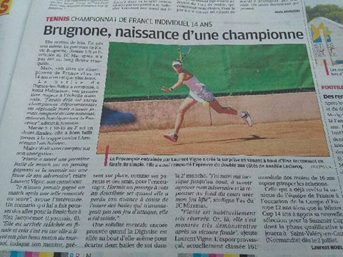 ARTICLE DE PRESSE...