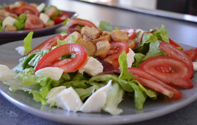 Grosse salade compléte