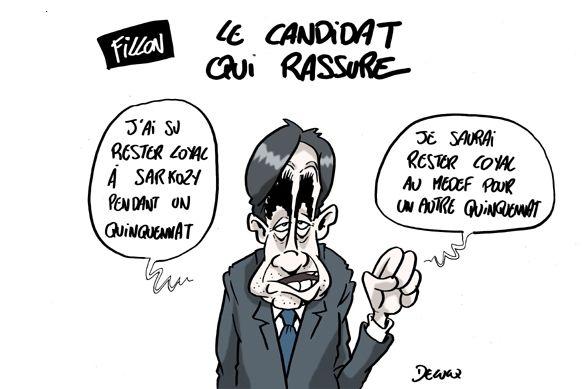 Mais qui est François Fillon ?