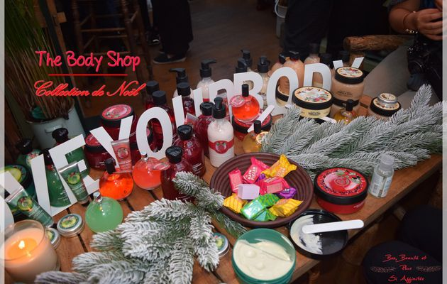 Un Noël Sauvage avec The Body Shop