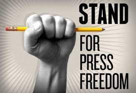 liberté de presse /Elizabeth Bryant anime une vidéoconférence