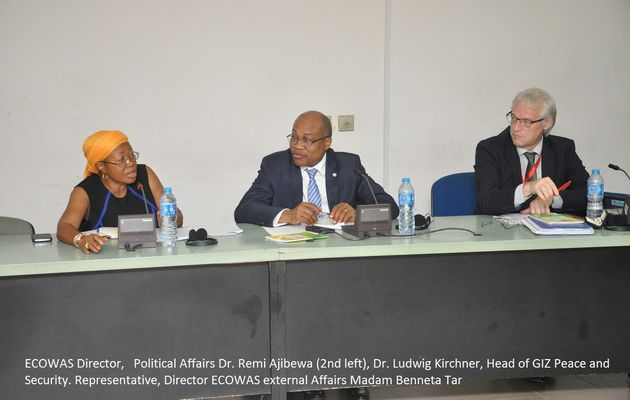 STEERING COMMITTEE PUSHES FOR THE IMPLEMENTATION OF ECOWAS CONFLIT PREVENTION FRAMEWORK