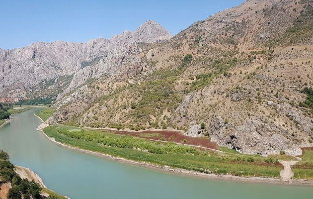 Kemaliye, un petit coin de paradis au bord de l'Euphrate