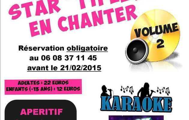 Star'tiflette en chanter - Volume 2