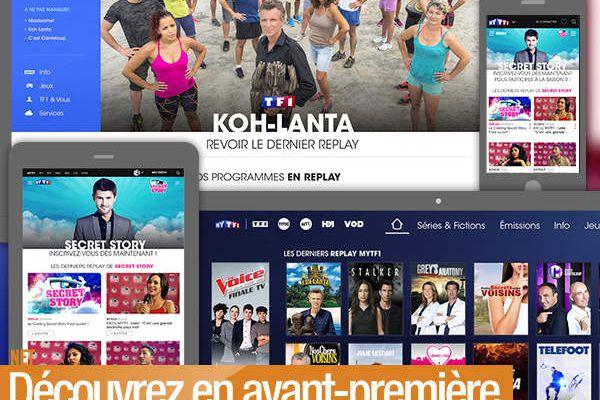 Découvrez en avant-première le nouveau site MYTF1! #TF1