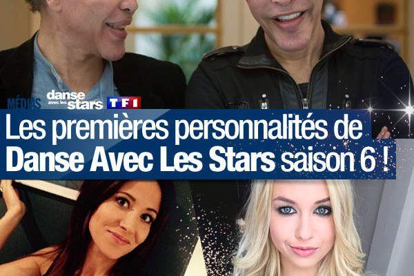Les premières personnalités de Danse Avec Les Stars saison 6 ! #DALS
