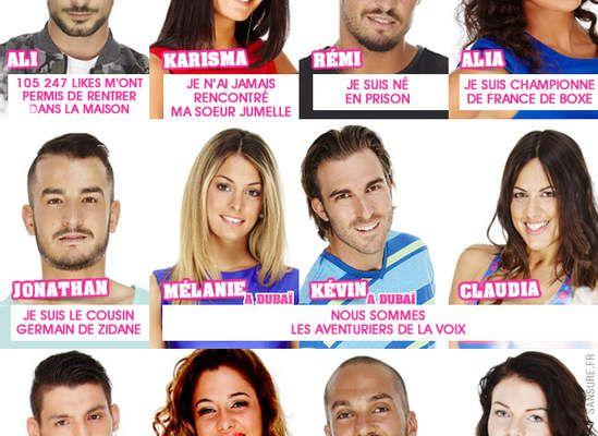 Les 16 candidats de Secret Story 9 et tous leurs secrets ! #SS9