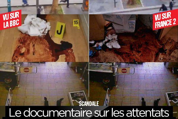 Le documentaire sur les attentats de janvier remonté pour France 2 ! #CDENQUETE
