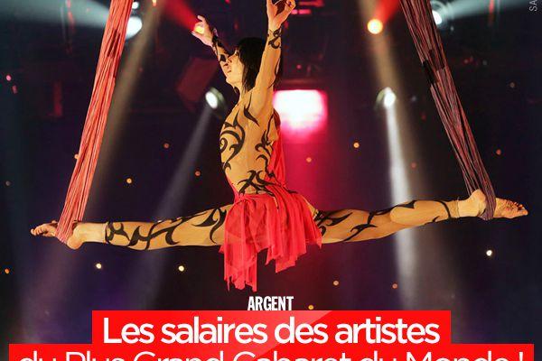 Les salaires des artistes du Plus Grand Cabaret du Monde ! #France2