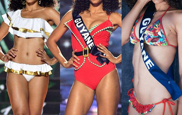 Les photos sexy d'Alicia Aylies ! #MissFrance2017