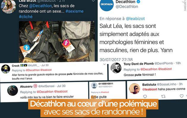 Décathlon au cœur d'une polémique avec ses sacs de randonnée ! #Decathlon