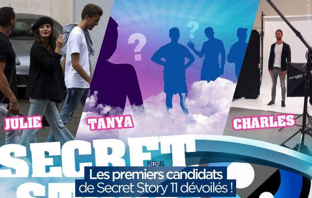 Les premiers candidats de Secret Story 11 dévoilés ! #SS11