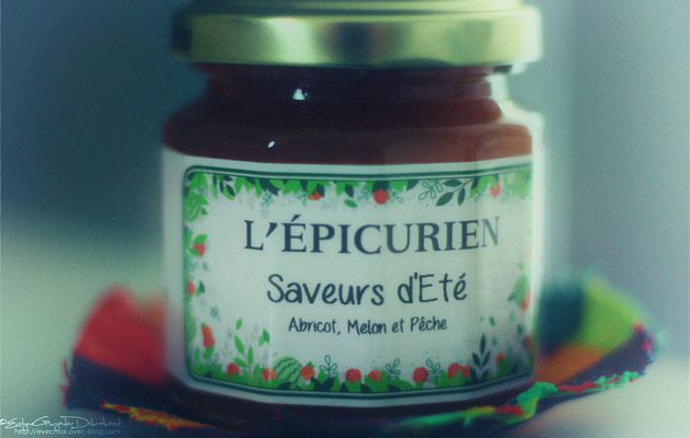 Le petit pot de confiture..